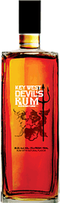 Key West Distillery Devil's Rum at CaskCartel.com