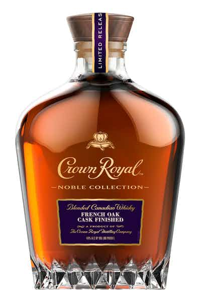 Crown Royal Noble Collection French Oak Barrel Finished Whisky
