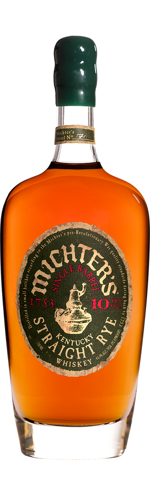 [BUY] Michter's 10 Year Old Single Barrel Straight Rye Whiskey at CaskCartel.com