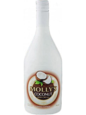 Molly's Irish Coconut Cream Liqueur - CaskCartel.com