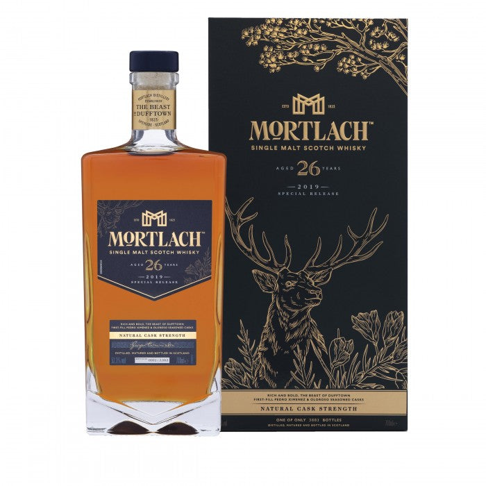 Mortlach 1992 26 Year Old Special Releases 2019 Single Malt Scotch Whisky