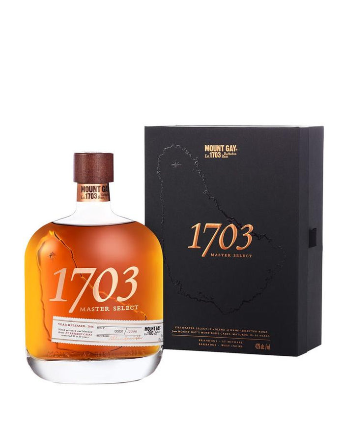Mount Gay 1703 Master's Select Rum