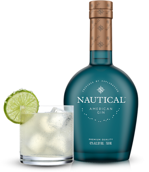 Nautical American Gin | Never Stop Discovering!