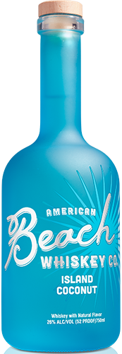 Beach Island Coconut Whiskey - CaskCartel.com