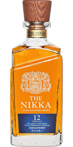 The Nikka Premium Blended Whisky Aged 12 Years at CaskCartel.com