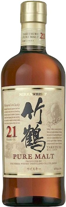 Nikka Taketsuru 21 Year Old Japanese Pure Malt Whisky - CaskCartel.com