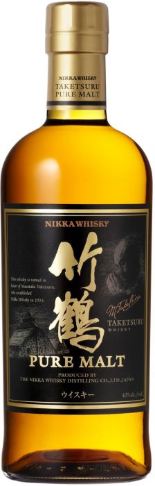 Nikka Taketsuru Japanese Pure Malt Whisky