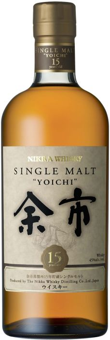 Nikka Taketsuru 15 Year Old Japanese Pure Malt Whisky