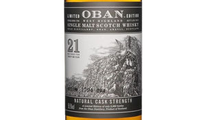 Oban 21 Year Old Single Malt Scotch Whisky 2 CaskCartel.com