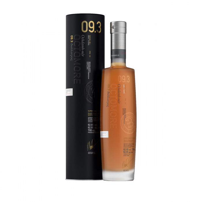 Octomore 09.3 Dialogos 5 Year Old Single Malt Scotch Whisky