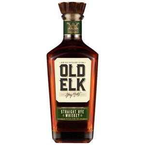 Old Elk Straight Rye Whiskey at CaskCartel.com