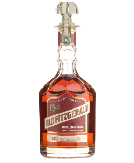Old Fitzgerald Bottled in Bond 14 Year Old (Fall 2018) Kentucky Straight Bourbon Whiskey