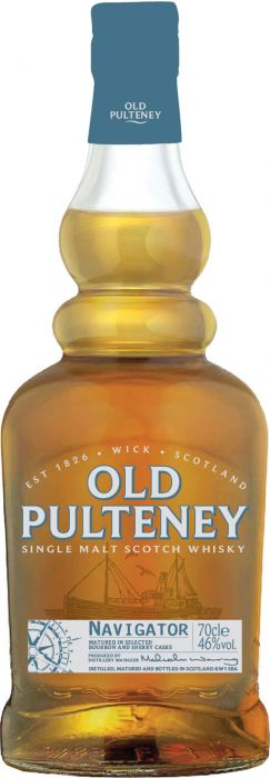 Old Pulteney Navigator Limited Edition Single Malt Scotch Whisky - CaskCartel.com