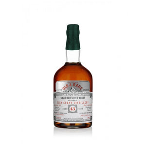 Glen Grant 43 Year Old Platinum Old & Rare Single Malt Scotch Whisky - CaskCartel.com