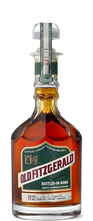 Old Fitzgerald 11 Year Old Bottled in Bond Straight Bourbon Whiskey - CaskCartel.com