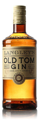 Langley's Old Tom Gin - CaskCartel.com