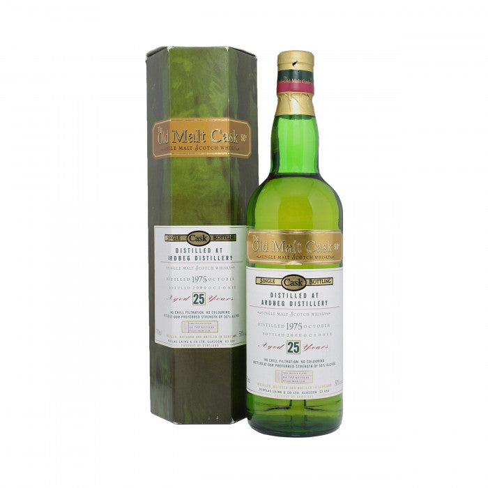 Ardbeg 1975 25 Year Old Old Malt Cask Single Malt Scotch Whisky