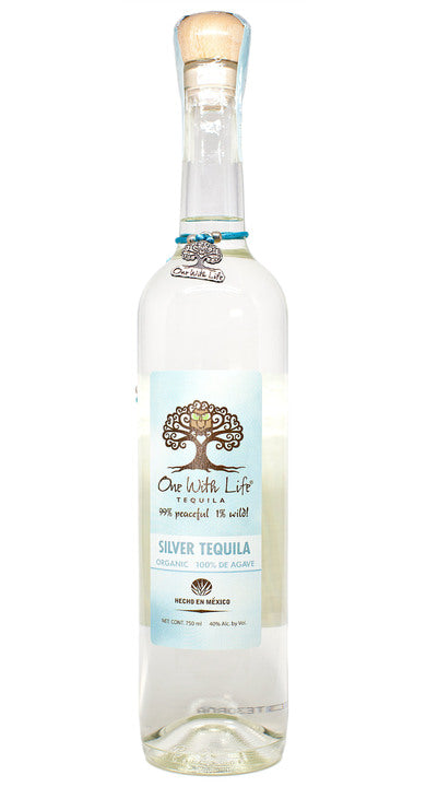 One With Life Organic Silver Tequila