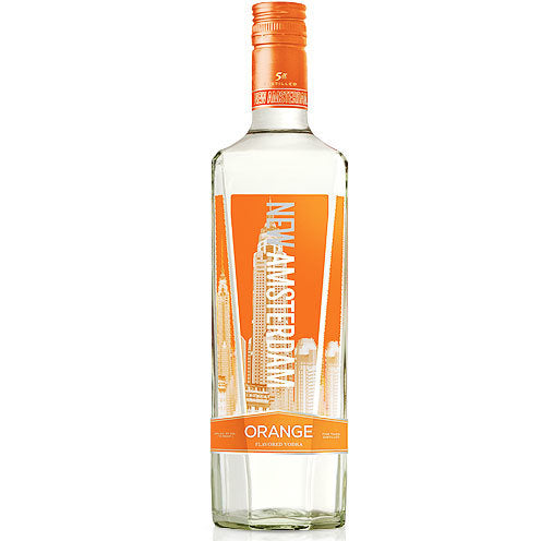 New Amsterdam Orange Vodka