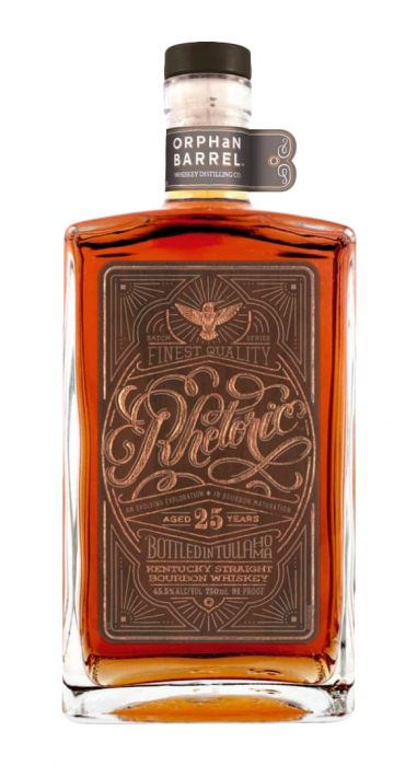 Orphan Barrel Rhetoric 25 Year Old Kentucky Straight Bourbon Whiskey CaskCartel.com