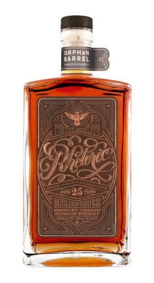 Orphan Barrel Rhetoric 25 Year Old Kentucky Straight Bourbon Whiskey - CaskCartel.com