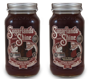 Sugarlands Shine Maple Bacon Moonshine (2) Bottle Bundle at CaskCartel.com