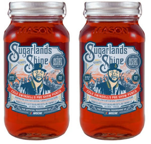 Cole Swindell's Pre Show Punch Sugarlands Shine Moonshine (2) Bottle Bundle at CaskCartel.com