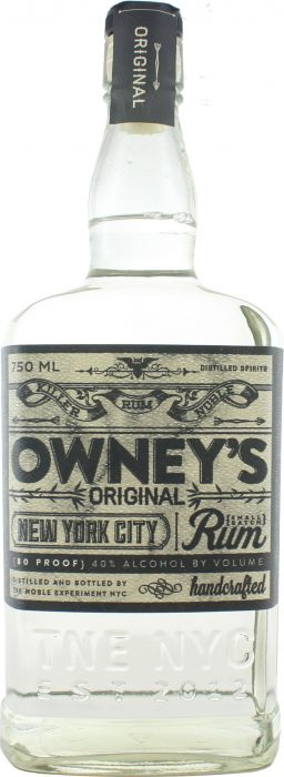 Owney's Original New York City Rum - CaskCartel.com
