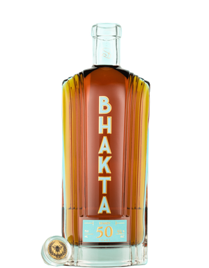 Bhakta 50 Year Blend Brandy at CaskCartel.com
