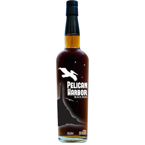 Pelican Harbour Black Rum