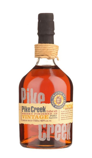 Pike Creek Canadian Whisky - CaskCartel.com