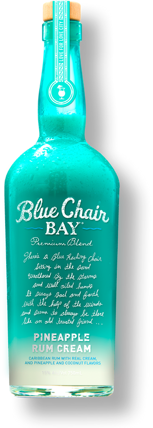 Kenny Chesney | Blue Chair Bay Pineapple Cream Rum