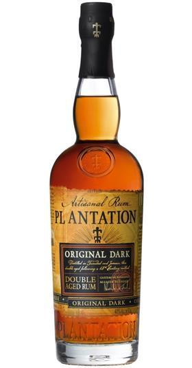 Plantation Original Dark Double Aged Rum - CaskCartel.com