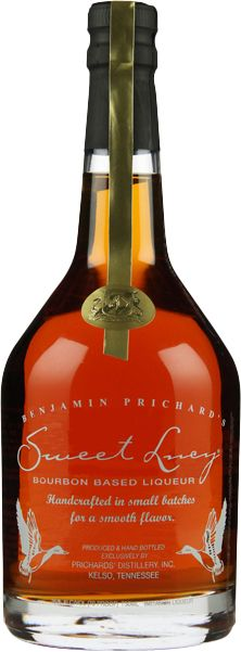 Prichard's Bourbon Liqueur Sweet Lucy