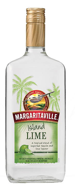 Margaritaville Island Lime Tequila