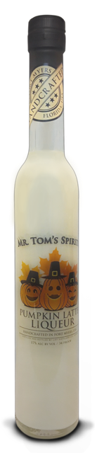 Mr. Tom's Spirits Pumpkin Latte Liqueur - CaskCartel.com