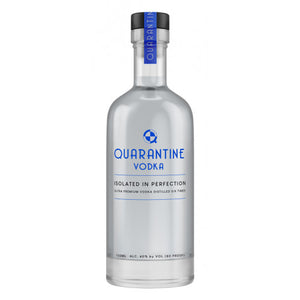 Quarantine Vodka at CaskCartel.com