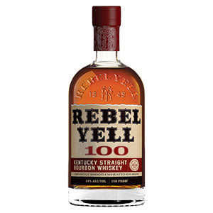 Rebel Yell 100 Proof Straight Bourbon Whiskey - CaskCartel.com