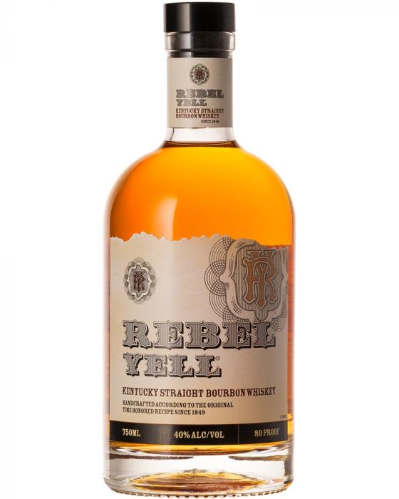 Rebel Yell Kentucky Straight Bourbon Whiskey CaskCartel.com