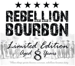 Rebellion 8 Year Old Bourbon Whiskey2 - CaskCartel.com