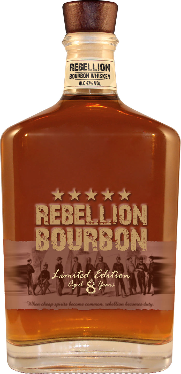 Rebellion 8 Year Old Bourbon Whiskey