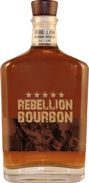 Rebellion Bourbon Whiskey - CaskCartel.com