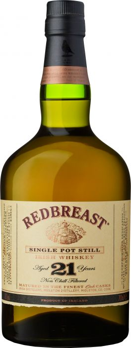 Redbreast 21 year Irish Whiskey - CaskCartel.com