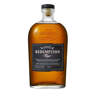 Redemption Straight Rye Whiskey