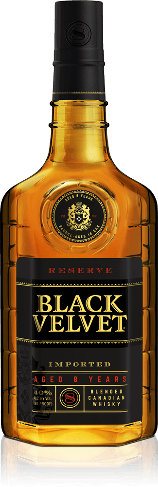 Black Velvet Reserve 8 Year Old Canadian Whisky