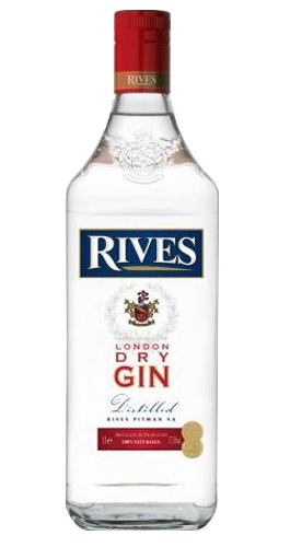 Rives London Dry Gin - CaskCartel.com