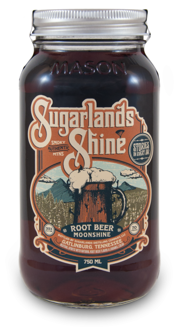 Sugarlands Shine Root Beer Moonshine