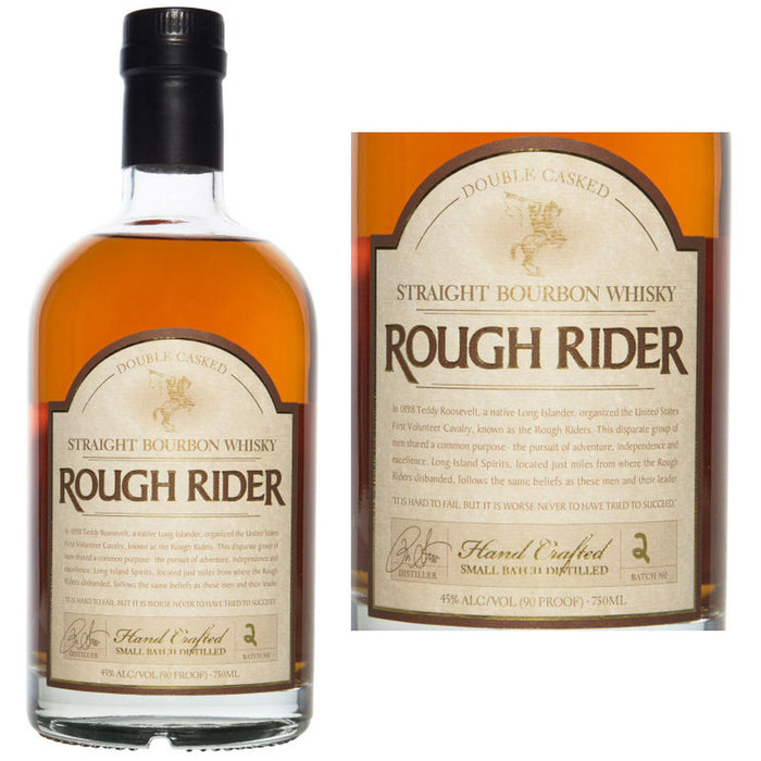 Rough Rider Straight Bourbon Whisky