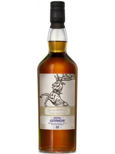 GAME OF THRONES | House Baratheon Royal Lochnagar 12 Year Limited Edition
