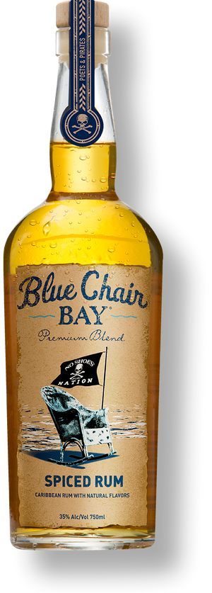 Kenny Chesney | Blue Chair Bay Spiced Rum